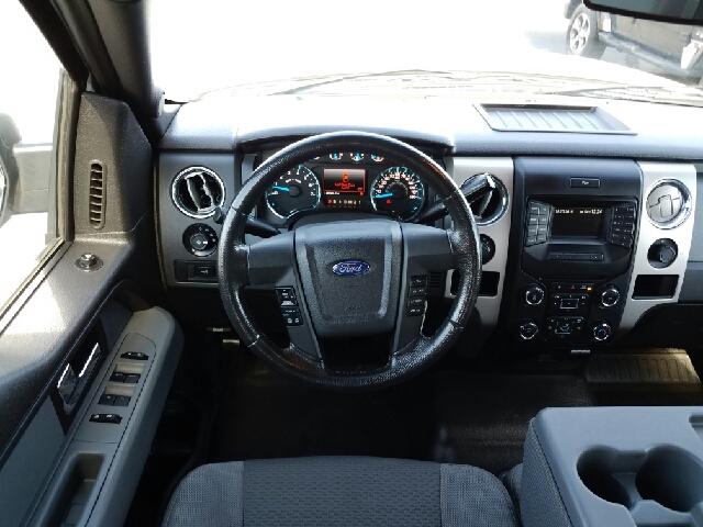 2013 Ford F-150 4x4 XLT 4dr SuperCrew Styleside 5.5 ft. SB - Salida CO