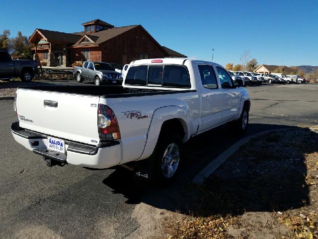 2013 Toyota Tacoma V6 4x4 4dr Double Cab 6.1 ft LB 5A - Salida CO