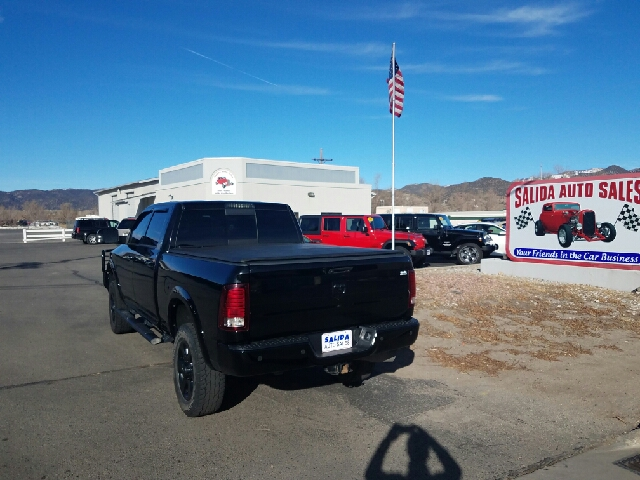 2014 RAM Ram Pickup 2500 4x4 Laramie 4dr Crew Cab 6.3 ft. SB Pickup - Salida CO