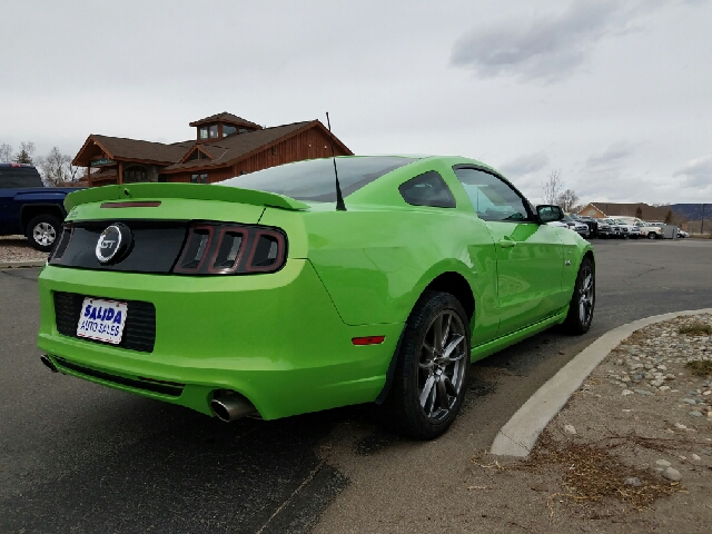 2014 Ford Mustang GT Premium 2dr Coupe - Salida CO