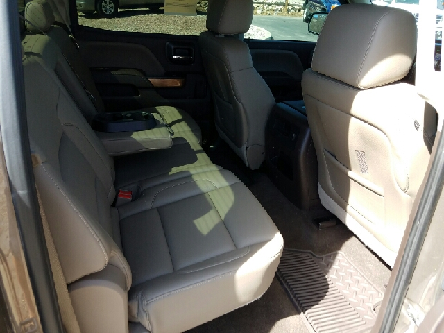2015 Chevrolet Silverado 1500 4x4 LTZ 4dr Crew Cab 5.8 ft. SB - Salida CO