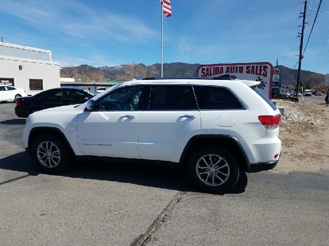 2015 Jeep Grand Cherokee 4x4 Limited 4dr SUV - Salida CO