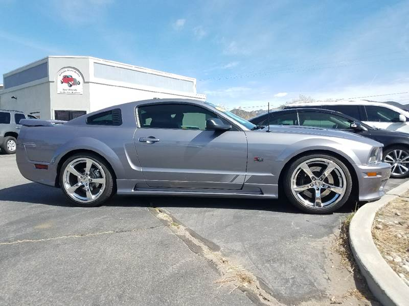 2006 Ford Mustang GT Premium 2dr Coupe - Salida CO