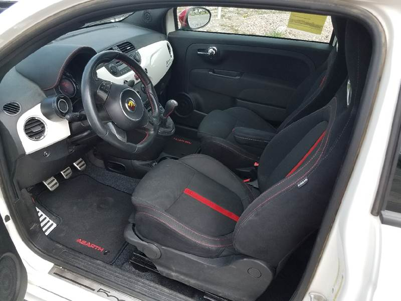 2013 FIAT 500 Abarth 2dr Hatchback - Salida CO
