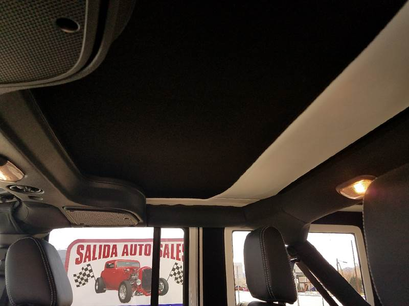 2016 Jeep Wrangler Unlimited 4x4 Rubicon 4dr SUV - Salida CO