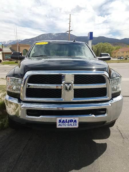 2013 RAM Ram Pickup 2500 4x4 SLT 4dr Mega Cab 6.3 ft. SB Pickup - Salida CO