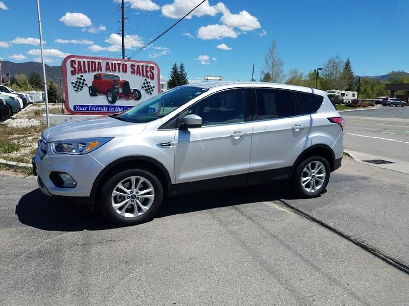 2017 Ford Escape AWD SE 4dr SUV - Salida CO