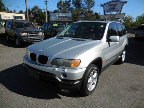2002 BMW X5 for sale in Everett, WA