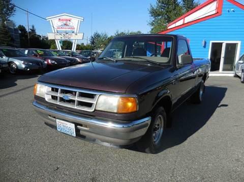 1994 Ford Ranger for sale in Everett, WA