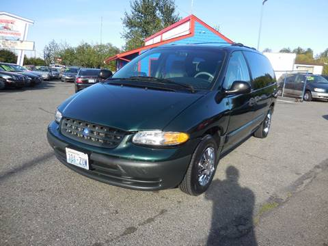 1998 Plymouth Grand Voyager for sale in Everett, WA