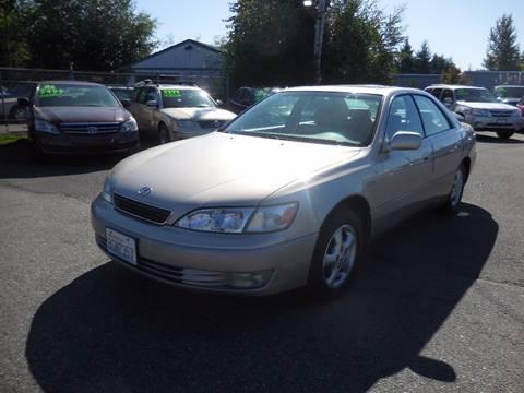 1999 Lexus ES 300 for sale in Everett, WA