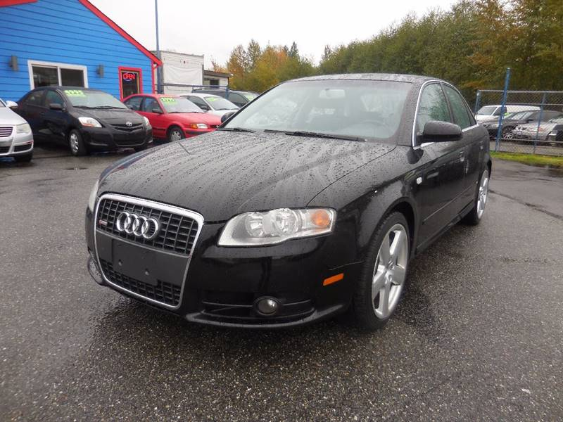 Audi Used Cars Muscle Cars For Sale For Sale Everett Leavitt Auto ...