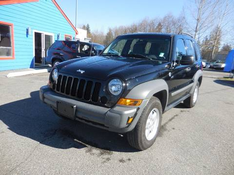 2005 Jeep Liberty for sale in Everett, WA
