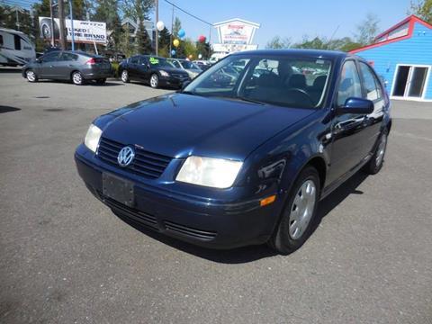 2003 Volkswagen Jetta for sale in Everett, WA