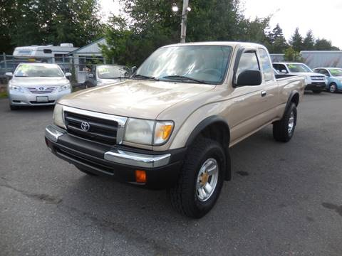 2000 Toyota Tacoma for sale in Everett, WA