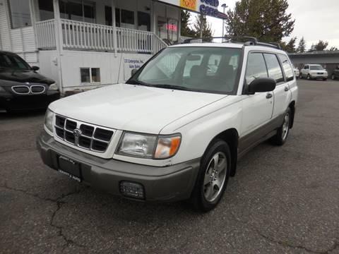 1998 Subaru Forester for sale in Everett, WA