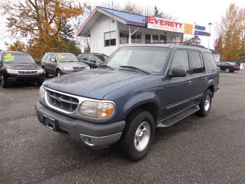2000 Ford Explorer for sale in Everett, WA