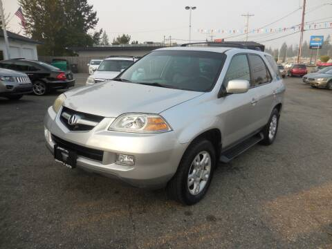 2005 Acura MDX for sale at Leavitt Auto Sales and Used Car City in Everett WA