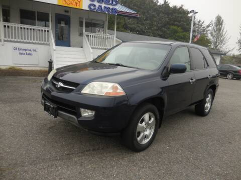 2003 Acura MDX for sale at Leavitt Auto Sales and Used Car City in Everett WA