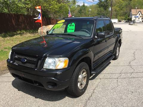 2004 Ford Explorer Sport Trac