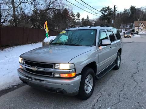 2004 Chevrolet Tahoe for sale in Hooksett, NH