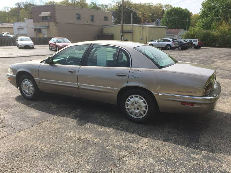 2000 Buick Park Avenue 4dr Sedan - Rockford IL
