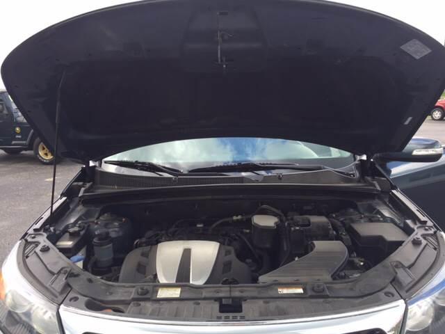 2011 Kia Sorento AWD EX 4dr SUV (V6) - Jackson OH