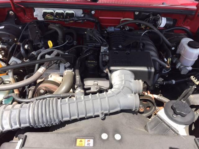 2009 Ford Ranger 4x2 XLT 2dr Regular Cab SB - Jackson OH