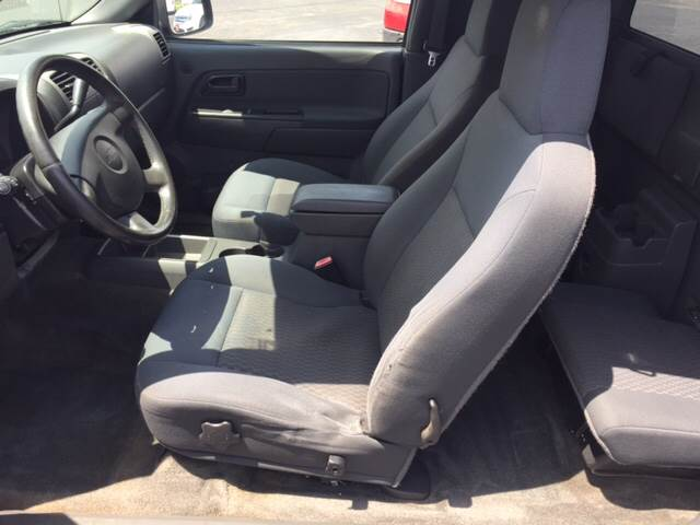 2006 Chevrolet Colorado 4dr Extended Cab SB - Jackson OH