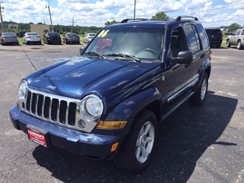 2006 Jeep Liberty for sale in Jackson, OH