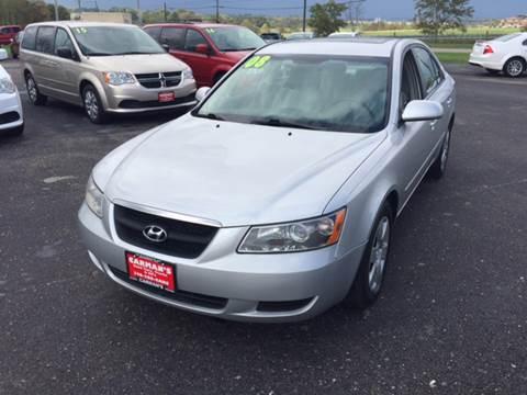 2008 Hyundai Sonata for sale in Jackson, OH