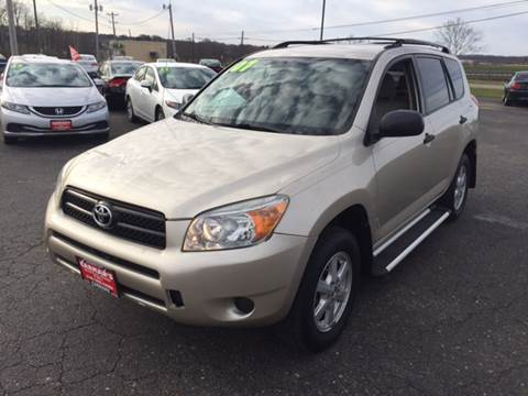 2007 Toyota RAV4 for sale at Carmans Used Cars & Trucks in Jackson OH