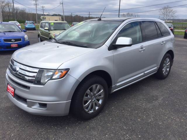 Ford Edge Awd Sport Dr Crossover Jackson Oh