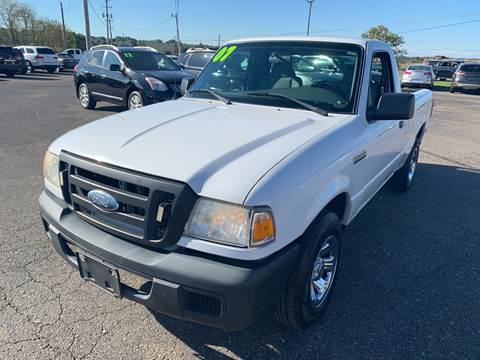 2007 Ford Ranger for sale in Jackson, OH