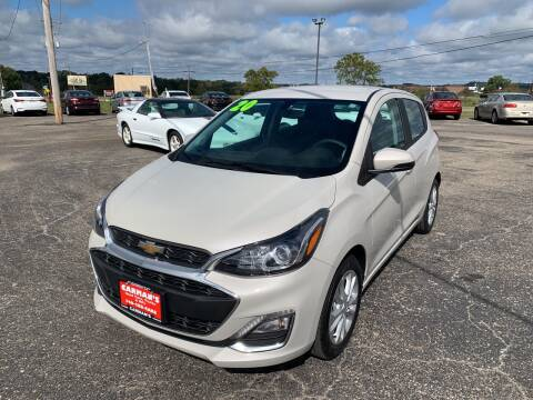 2020 Chevrolet Spark for sale at Carmans Used Cars & Trucks in Jackson OH