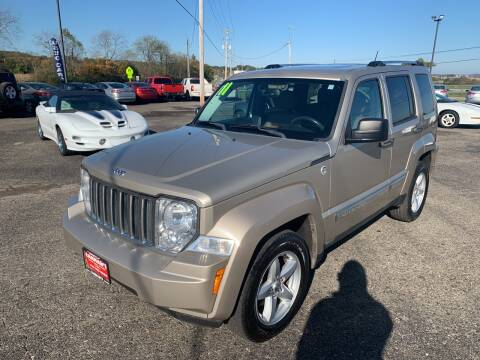 2011 Jeep Liberty for sale at Carmans Used Cars & Trucks in Jackson OH