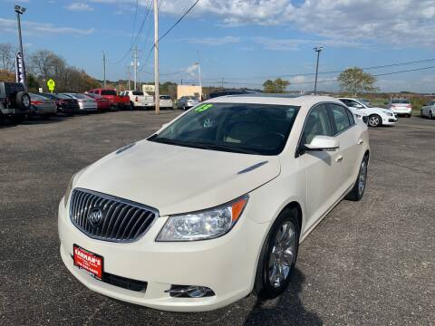 2013 Buick LaCrosse for sale at Carmans Used Cars & Trucks in Jackson OH
