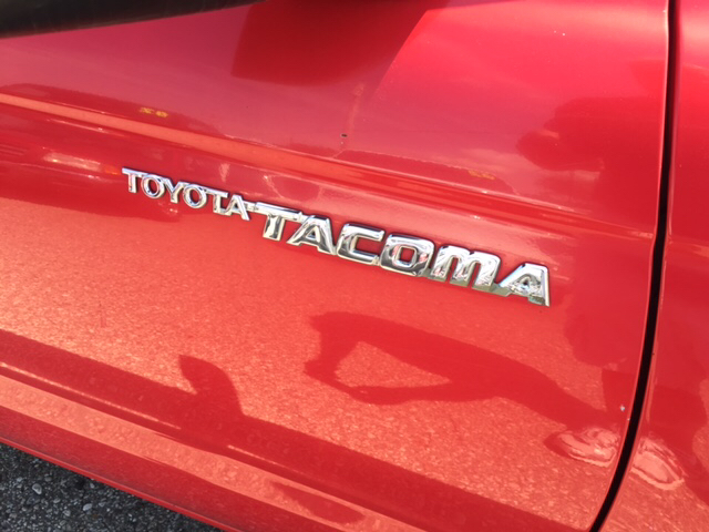 2002 Toyota Tacoma 2dr Standard Cab 2WD SB - Jackson OH