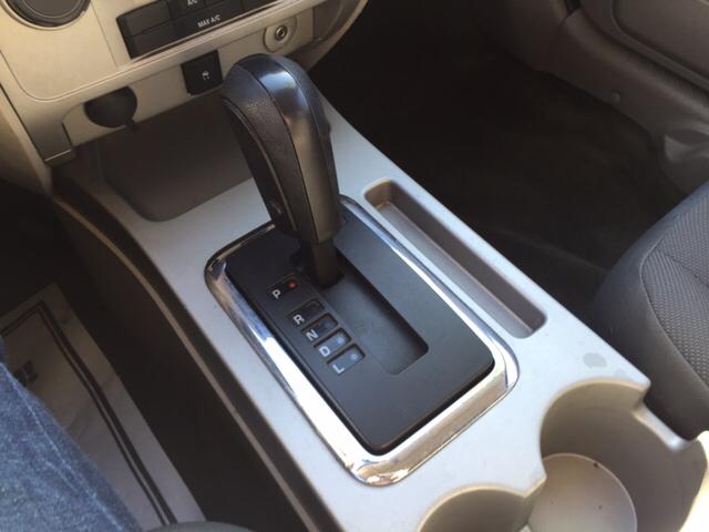2009 Ford Escape AWD XLT 4dr SUV V6 - Jackson OH