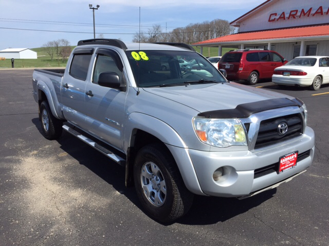 2008 Toyota Tacoma 4x4 V6 4dr Double Cab 6.1 ft. LB 5A - Jackson OH