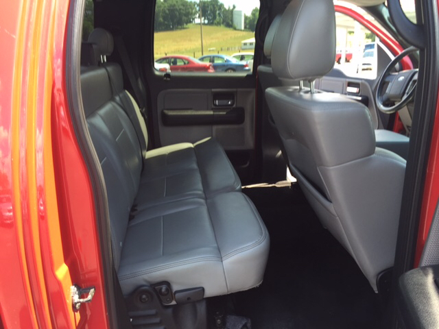 2007 Ford F-150 FX4 4dr SuperCrew 4x4 Styleside 5.5 ft. SB - Jackson OH