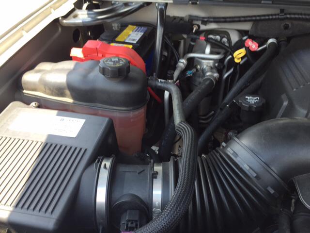 2008 Chevrolet Tahoe 4x4 LTZ 4dr SUV - Jackson OH