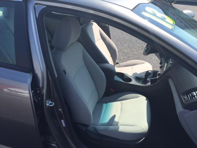 2013 Kia Optima LX 4dr Sedan - Jackson OH