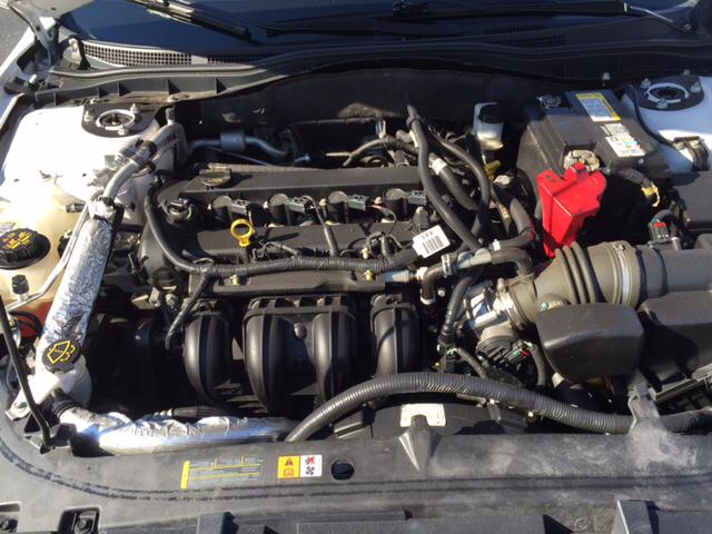 2012 Ford Fusion SEL 4dr Sedan - Jackson OH
