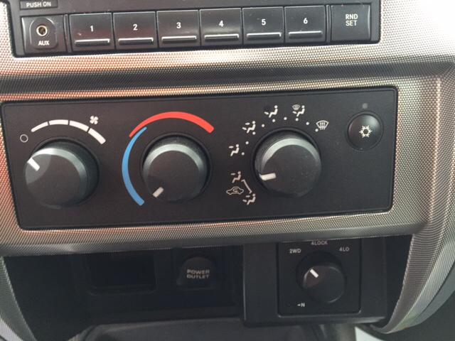 2006 Dodge Dakota SLT 4dr Quad Cab 4WD SB - Jackson OH