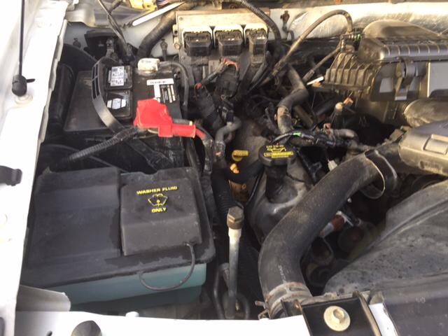 2008 Ford F-150 4x4 XLT 4dr SuperCab Styleside 5.5 ft. SB - Jackson OH