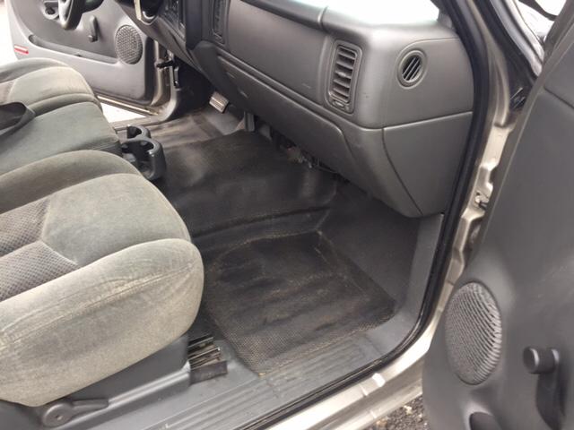 2003 Chevrolet Silverado 1500 Base 2dr Standard Cab Rwd LB - Jackson OH