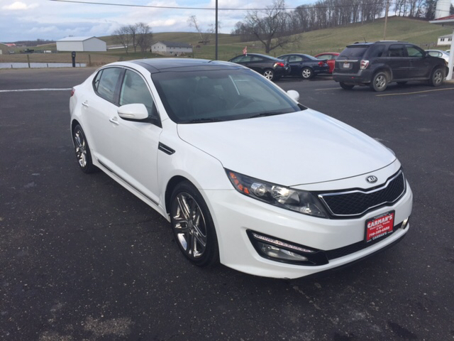 2013 Kia Optima SXL 4dr Sedan - Jackson OH