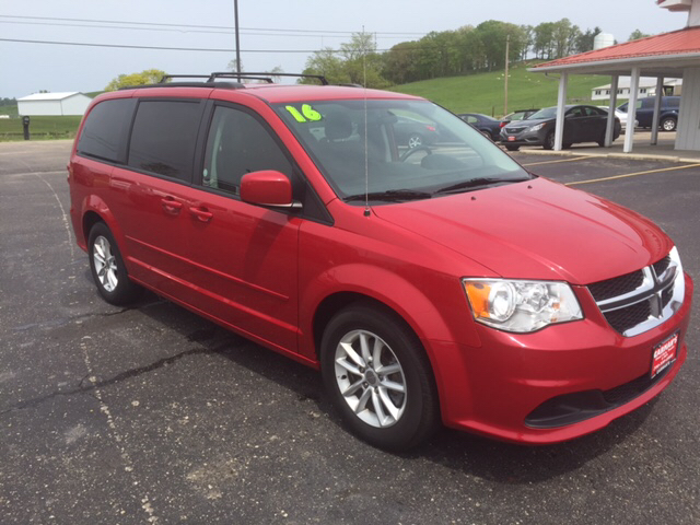 2016 Dodge Grand Caravan SXT Plus 4dr Mini-Van - Jackson OH
