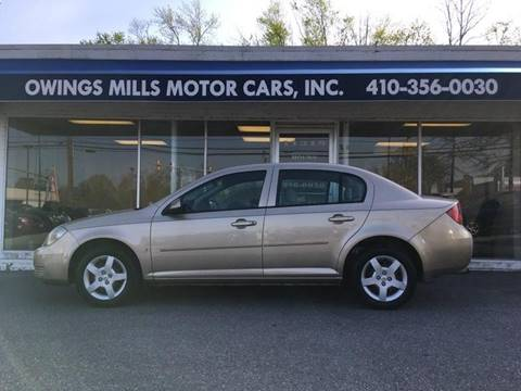 Chevrolet cobalt for sale in maryland for Owings mills motor cars